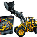 Win: A LEGO Technic L350F Volvo Wheel Loader courtesy of LEGO worth over £160