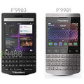 Porsche Design P'9983 'Khan' BlackBerry leaked
