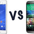 Sony Xperia Z3 vs HTC One (M8): What's the difference?