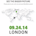 BlackBerry 'See The Bigger Picture' event set for 24 September, possibly for Passport?