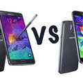 Samsung Galaxy Note 4 vs Galaxy S5: What's the difference?