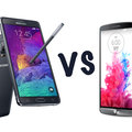 Samsung Galaxy Note 4 vs LG G3: What's the difference?