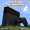 Minecraft to arrive on PS4, a day before Xbox One