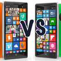 Nokia Lumia 930 vs Lumia 830: What's the difference?
