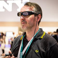 Watch out Google, Sony's coming at'cha with its Smart EyeGlass AR specs (hands-on)