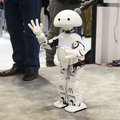 Meet Jimmy, Intel's joke-telling, app controlled and customisable 3D-printed robot