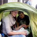 London iPhone 6 queue is oh so British: 'We're queueing at Nike next'