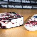 Braaiiinnsss!!! Hands-on with The Walking Dead special edition Now TV box and Brain Food Popcorn Bowl
