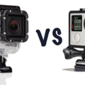 GoPro Hero4 Black Edition gegen GoPro HD Hero3 + Black Edition: Was ist der Unterschied?