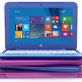 HP's new Stream series of Windows laptops and tablets is both colourful and affordable