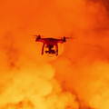 Watch stunning drone's-eye videos of an erupting volcano in Iceland