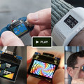 Turn this TinyScreen into anything you want: smartwatch, console, heads up display and more