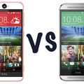 HTC Desire Eye vs HTC One M8: What's the difference?