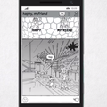 ComiXchat is a messaging app that doubles as a comic strip generator