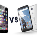 Nexus 6 vs iPhone 6 Plus: Battle of the big phones