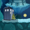 BBC uses free Doctor Who and the Daleks game to help introduce kids to coding