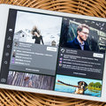 It's been a while but finally the Flickr iOS app comes with true iPad optimisation
