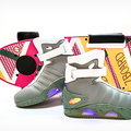 Now you can go Back to the Future with a Zboard Hoverboard and high top combo for $700