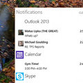 New Microsoft Windows 10 preview brings Action Center for notifications