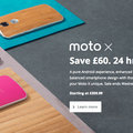 Moto X is discounted for 24 hours, get it while it's hot!