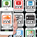Quikkly will banish QR codes, making Facebook Likes, Twitter follows, Spotify plays more simple