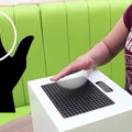 Haptic hologram tech uses Leap Motion sensor to turn sound into 3D VR objects you can touch