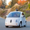 This is Google's 'first real build' of a self-driving vehicle