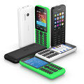 Nokia phones are alive and well in the Nokia 215, and at just £18 you can treat it as a 'burner'
