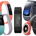 Best fitness trackers 2017: The best activity bands to buy today