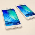 Samsung A5 and A3 hands-on: Full metal jacket