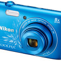 Nikon expands compact camera range with Wi-Fi Coolpix S3700, S2900 and L31