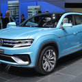 Volkswagen Cross Coupe GTE concept: The Tiguan from the future (hands-on)