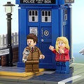 Forget fake Doctor Who Lego, now you're getting the real thing