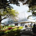 New Google campus to challenge Apple's spaceship office for coolest place to work