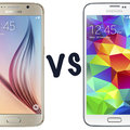Samsung Galaxy S6 vs Samsung Galaxy S5: What's the difference?