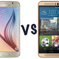 Samsung Galaxy S6 vs HTC One M9: What's the difference?