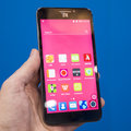 Want to unlock your smartphone with your eyes? The ZTE Grand S3's retina scanning tech can do just that (hands-on)