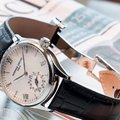 Frederique Constant smartwatch combines luxury with analogue step tracking