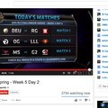 YouTube's new live-streaming platform might be like Twitch, all about gaming and esports