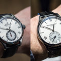 Blurred lines: Up close with the Frédérique Constant and Alpina smartwatches at Baselworld