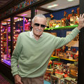 Stan Lee and Sky do a superhero team-up for Lucky Man series