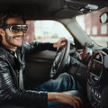 BMW Mini Augmented Vision goggles are real, in-car heads-up display for your face