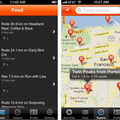APP OF THE DAY: Strava cycling review (iPhone)