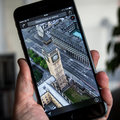 Apple Maps adds animated landmarks, Big Ben tells the time and London Eye rotates