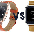 Asus ZenWatch 2 vs Asus ZenWatch: What's the difference?