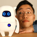 Musio is a cute AI robot that shares emotions, assists, and controls your home