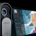 Turn your iPhone or iPad into a full 1-inch 20MP sensor DSLR with the DxO One