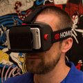 Homido is a universal virtual reality headset for smartphones (hands-on)