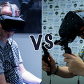 Oculus Rift vs HTC Vive: VR's best experiences go head to head at Gamescom