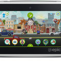 LeapFrog takes the Amazon Fire HD Kids Edition head-on with the Epic Android tablet for little'uns